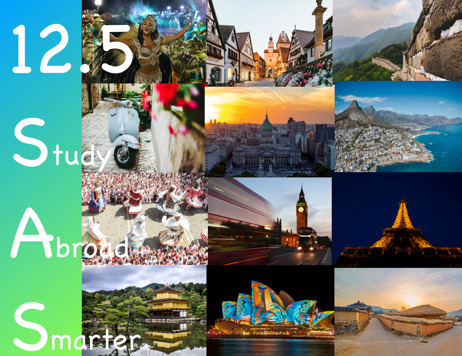 Study Abroad Smarter's Recommendation